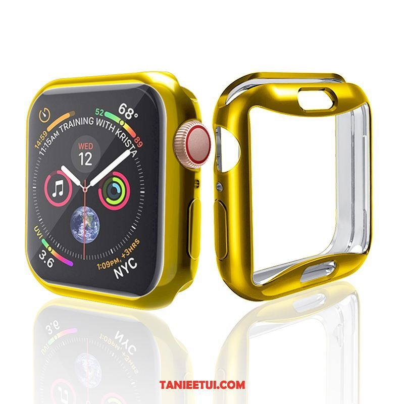 Etui Apple Watch Series 4 Ochraniacz All Inclusive Poszycie, Futerał Apple Watch Series 4 Tendencja Anti-fall Silikonowe