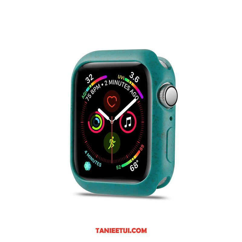 Etui Apple Watch Series 5 Ochraniacz All Inclusive Zielony, Obudowa Apple Watch Series 5